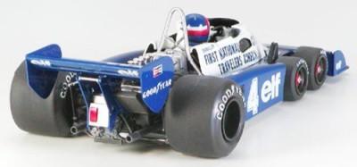Tamiya 1/20 Tyrrell P34 1977 Monaco Gp 20053