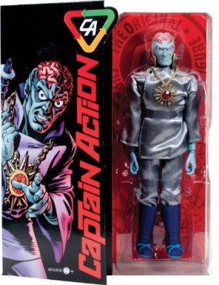Captain Action Dr Evil Deluxe