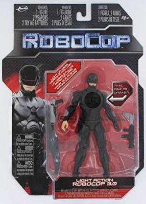 Jada 6 Robocop Lightup 30 (Black)