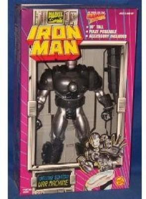 Iron Man War Machine 10 Inch Deluxe Edition