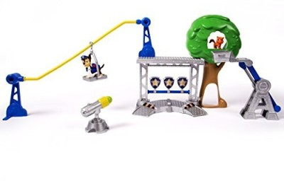 Paw Patrol Rescue Training Center Playset