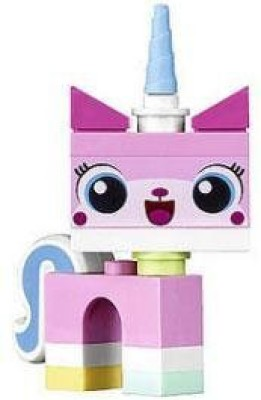 Lego The Movie Unikitty Minifigure