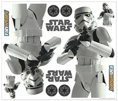 FanWraps Star Wars Stormtrooper Vehicle Wrap Kitsmall