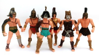 asa products gladiator set of 6 in one