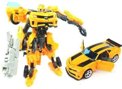 Emob Convertible Car Into Robot Toy