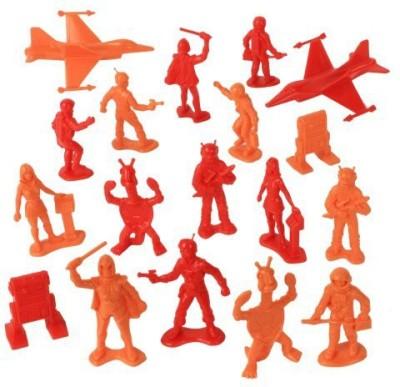 Tim Mee Timmee Galaxy Laser Team Spacered Vs Orange 50Pc Set