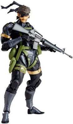 Kaiyodo Revoltech Yamaguchi 131 Metal Gear Solid Peace Walker Snake
