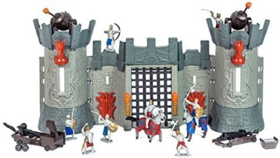 Toy Major Dragon Knight Castle Playset
