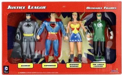 NJ Croce Justice League Box Set