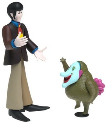 Spawn McFarlane Toys Rock ,n Roll Beatles Yellow Submarine Paul with Jeremy Action Figure