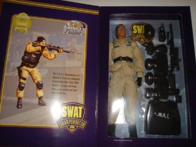 Ultimate Soldier America,S Finest Swat Sharpshooter 12