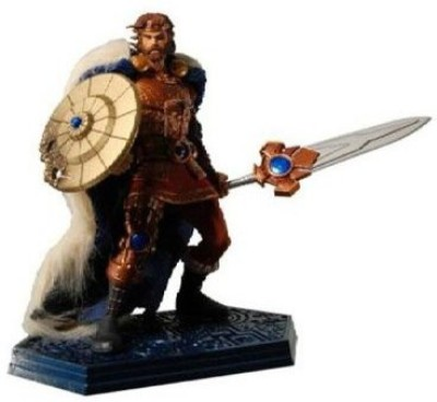 Masters of the Universe Heman Exclusive Statue King Randor [Classic Colors]