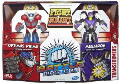 Hasbro Transformers Battle Masters Fight Night Battle Set(Multicolor)