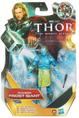 Thor The Mighty Avenger 06 Invasion Frost Giant 375 Inch