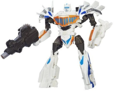 Transformers Generations Deluxe Class Autobot Topspin