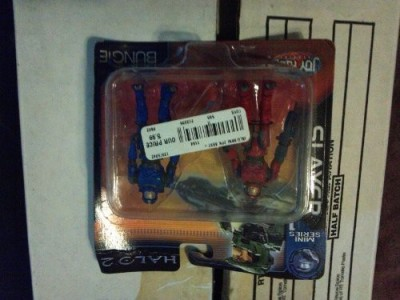 Joyride Studios Halo 2 Micro Mini Series 2 Slayer 2Pack