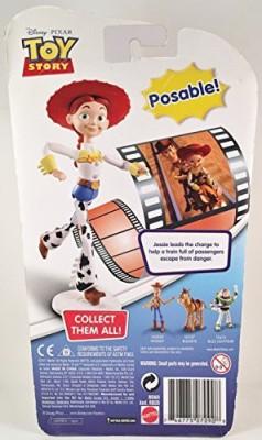 Toy Story Jessie * Operation Escape * Disney / Pixar * 6 Inch *