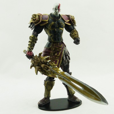 Anokhe Collections Kratos with Ares Armor (God Of War) 18 cm Action Figure