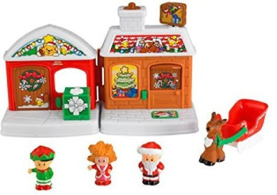 Fisher-Price Little People A Visit From Santa