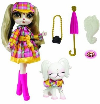 The Bridge Direct Pinkie Cooper Travel Pinkie In London Collection Doll