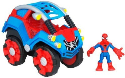 Hasbro Spider-Man Flip Out Stunt Buggy