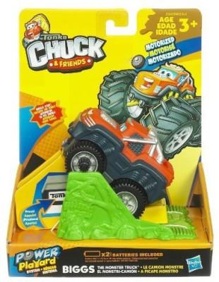 Hasbro Chuck & Friends Motorized Biggs The Monster Truck