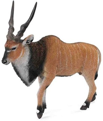 Get best deal for Collecta Giant Eland Antelope(Multicolor) at Compare Hatke