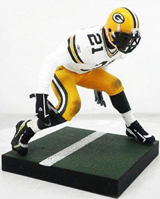 Mcfarlane Toys NFL 25 Charles Woodson White Jersey Exclusive