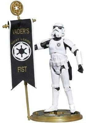 Star Wars The Saga Collection 501st Stormtrooper Action Figure