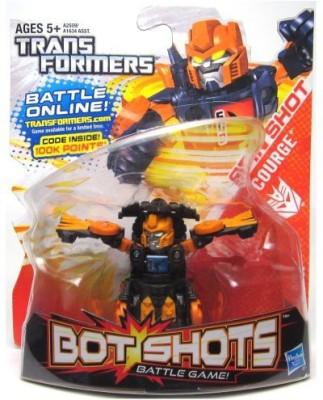 Hasbro Transformersbot Shots Series 2 Spin Shot Scourge