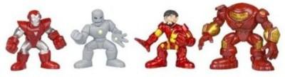 Iron Man Movie Super Hero Squad Battle Pack Hall Of Armor