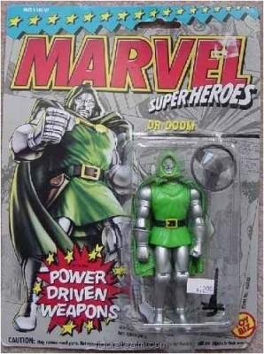 Fantastic 4 Marvel Super Heroes Dr Doom 5