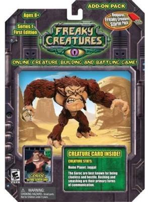 WEA Freaky Creature Series 1 Addon Pack Goroc