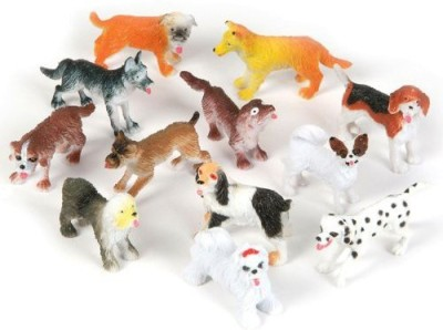 Rhode Island Novelty Rhode Island Novelties Mens Plastic Dogs