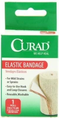Curad Elastic Bandage Adhesive Band Aid(Set of 30)