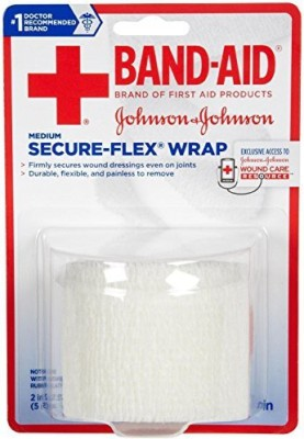 American Red Cross Band Aid Medium Secure Adhesive Band Aid(Set of 1)