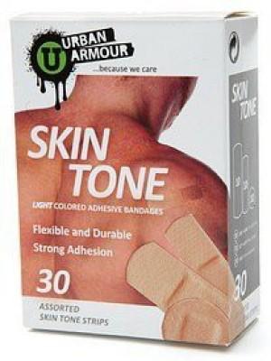 Axcel America LLC Urban Armour Skin Tone Adhesive Bandages Adhesive Band Aid(Set of 1)