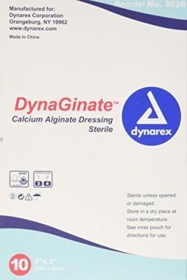 Dynarex Dynaginate Calcium Alginate Dressing Adhesive Band Aid(Set of 1)