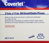 Coverlet Small Finger Adhesive Bandages ...