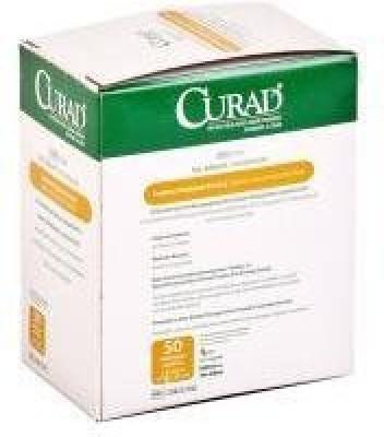 Curad Xeroform Gauze Dressing Box Adhesive Band Aid(Set of 2)