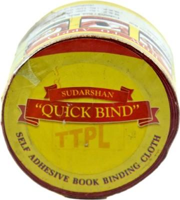Sudarshan Quick Bind Self Adhesive Book Binding Cloth
