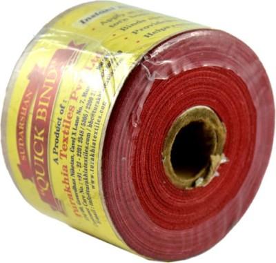 Sudarshan Quick Bind Single Side Samll 40 Handheld Self Adhesive Book Binding Cloth (Manual)