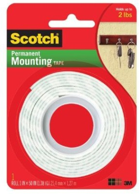 3M Office Products Adhesive Mounting Tape