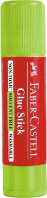 Faber-Castell Non-toxic, ASTM D-4236 Glue Stick(Set of 2)