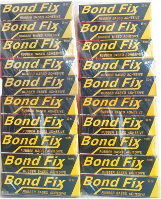 Bondfix (Pack of 20) Synthetic Rubber Based Adhesive