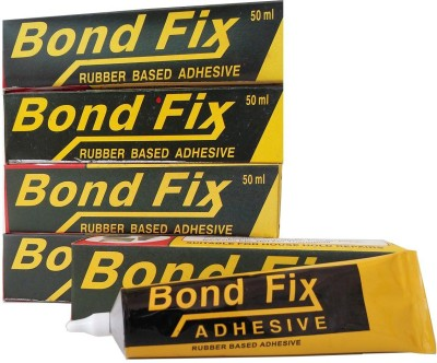 Bondfix (Pack of 5) Synthetic Rubber Based Adhesive