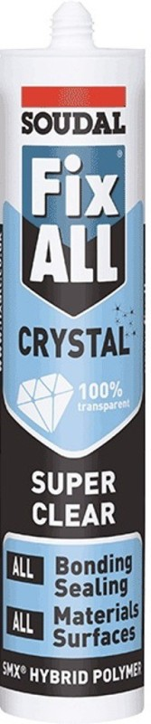 McCoy Fix All Crystal Clear Sealant Adhesive(290 ml)
