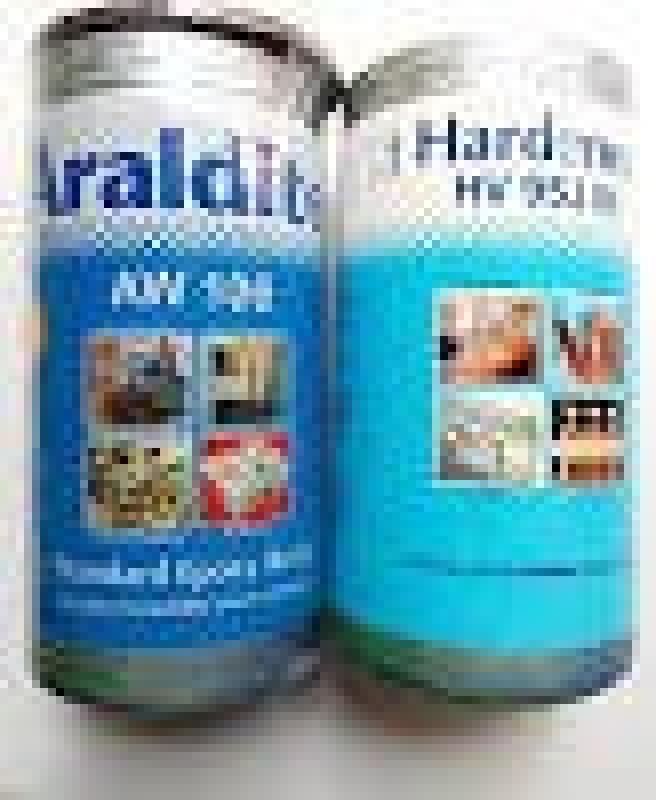 Araldite Resin & Hardener Adhesive(1.8 kg)