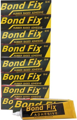 Bondfix (Pack of 9) Synthetic Rubber Based Adhesive