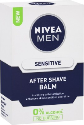 Nivea Men Sensitive Post Shave Soothing(99 ml)